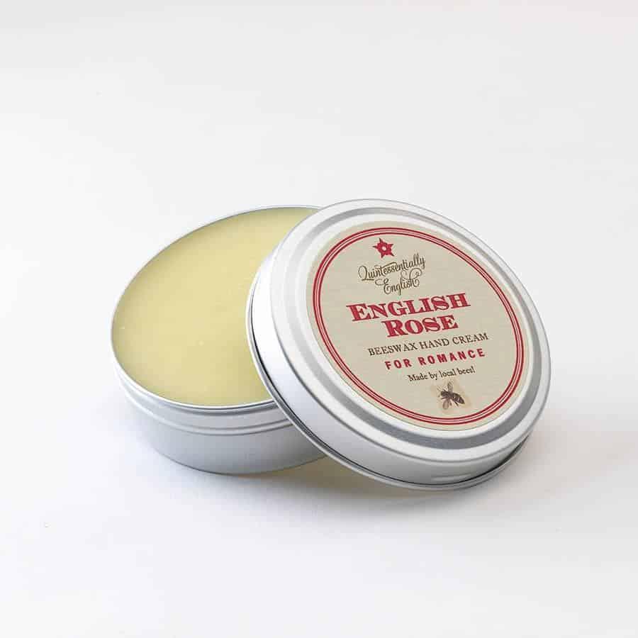 english rose hand cream by quintessentially english