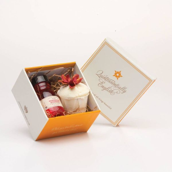 gorgeous goddess mini gift set by quintessentially english
