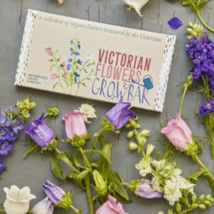 Victorian flowers Growbar