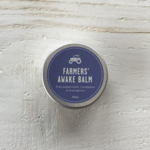 farmers awake balm by welsh lavender