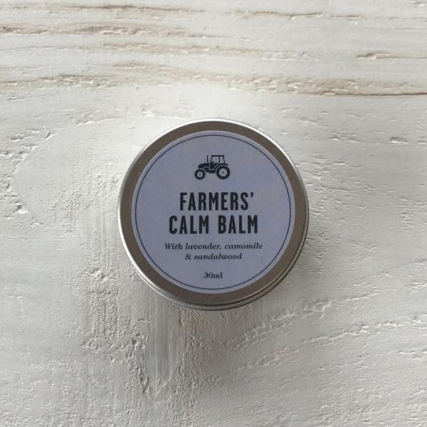 Farmers Calm Balm by welsh lavender