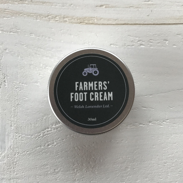 farmers Foot Cream by welsh lavender