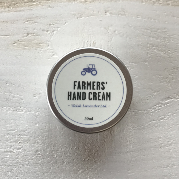farmers Hand Cream by welsh lavender