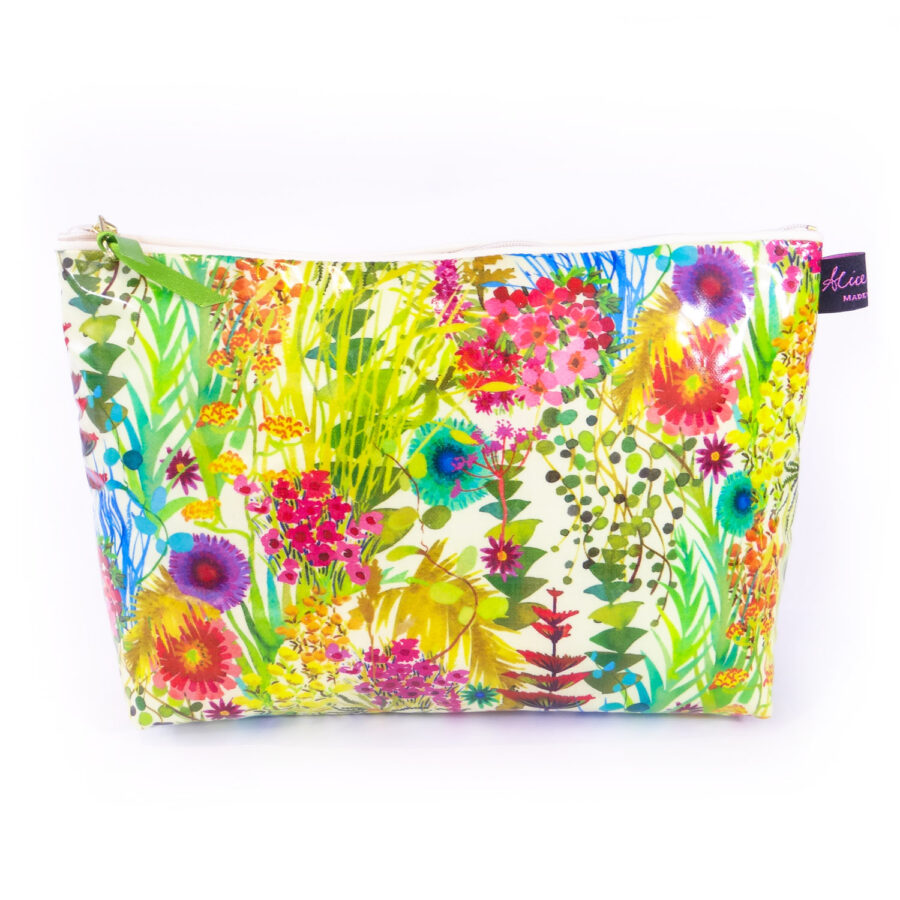 tresco flowers wash bag by alice caroline