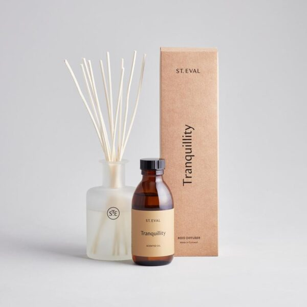Tranquility Reeed Diffuser by ST Eval