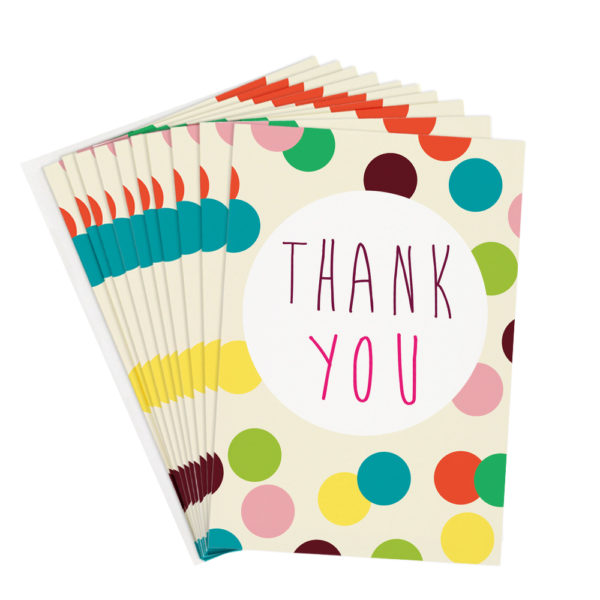 thank you cards by carp
