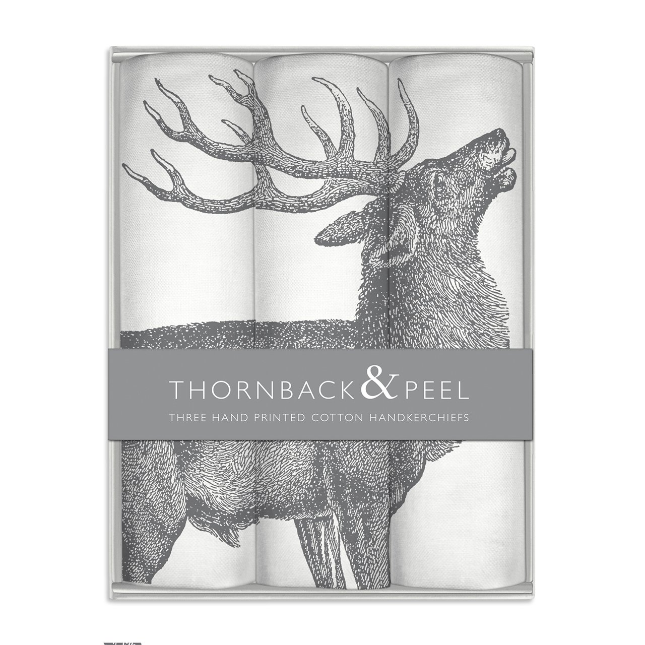 stag hankerchiefs by thornback and peel