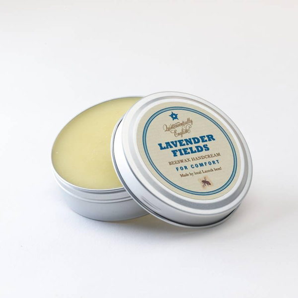 lavender fields hand cream by quintessentially english