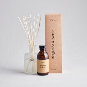 Bergamot & nettle diffuser by st eval