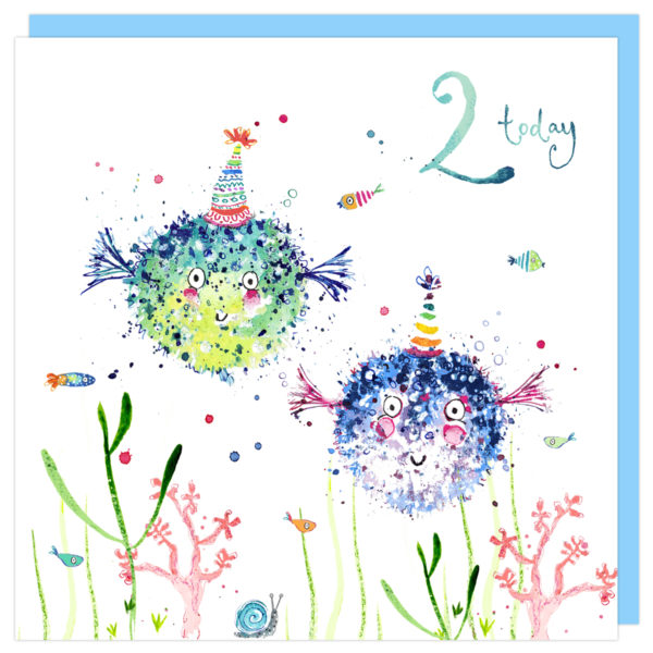 2nd birthday by louise mulgrew