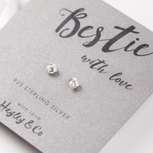 bestie earrings