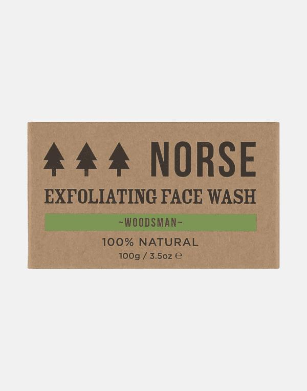 face wash bar