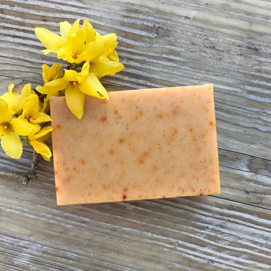 indian summer soap bar