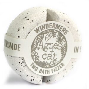 agnes and cat bath fizzer
