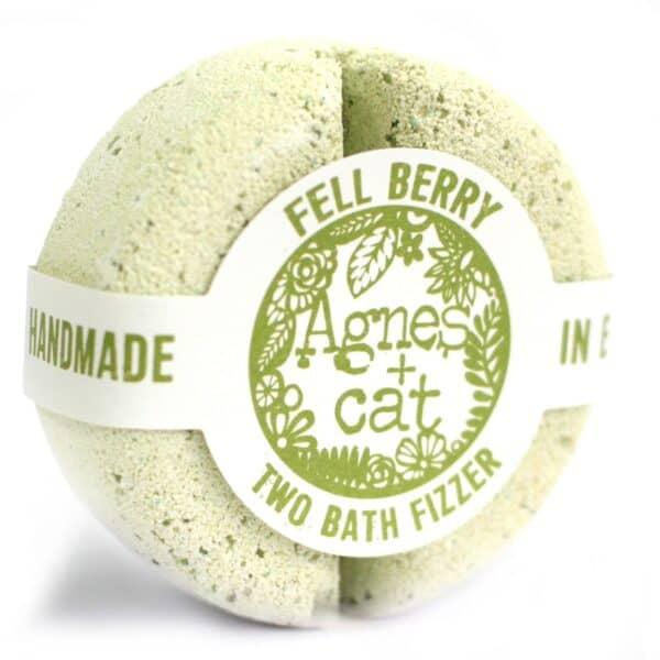 agnes + Cat bath fizzer