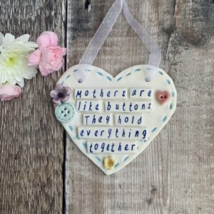 mothers are like buttons by shelly lee