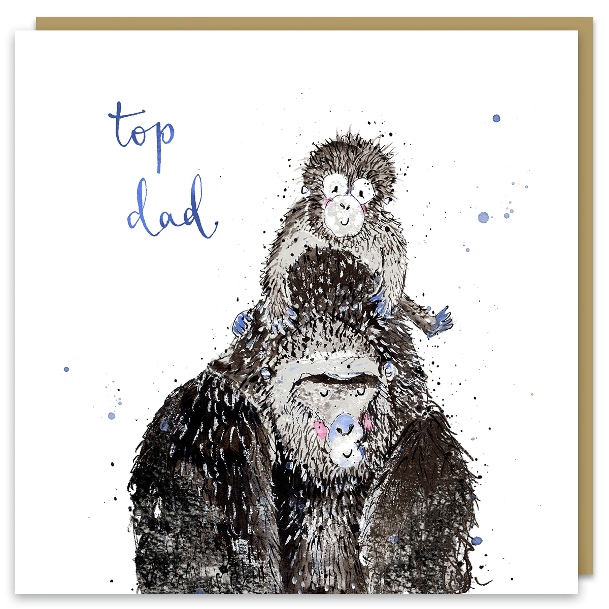 louise mulgrew top dad card