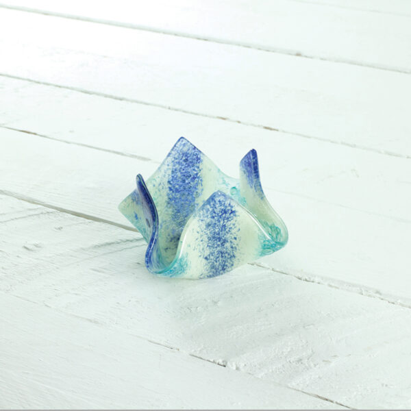 Jo Downs Glacial Small Vase