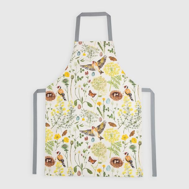 goldfinch apron by particle press