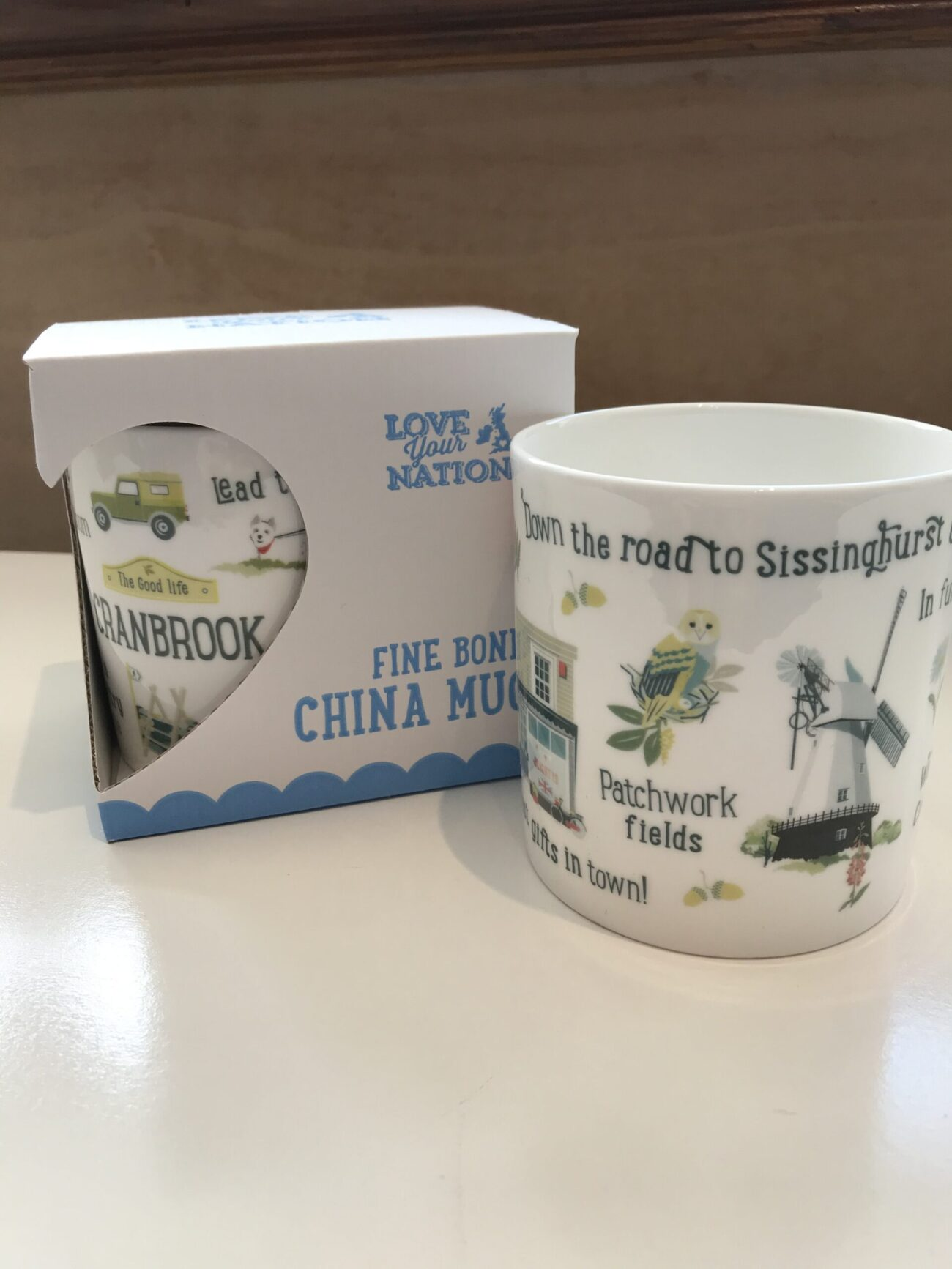 cranbrook mug