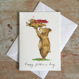ellie hooi fathers day card