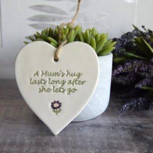 a mums hug by broadlands pottery