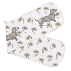 Thornback & peel dog oven gloves
