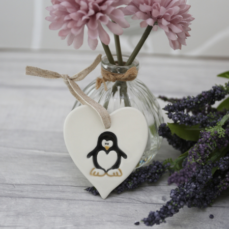 penguin by broadlands pottery