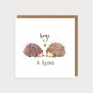hogs & kisses by louise mulgrew