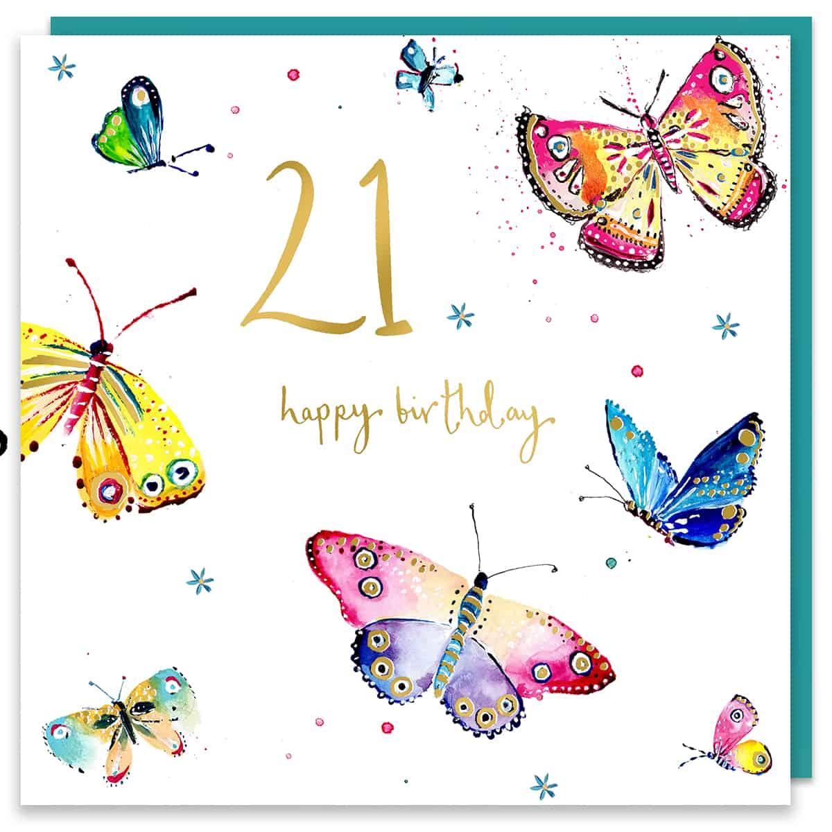 21st birthday by louise mulgrew
