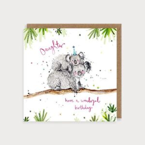 daughter card by louise mulgrew