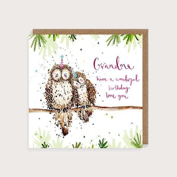 grandma card by louise mulgrew