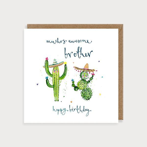 brother card by louise mulgrew