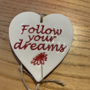 follow dreams by broadlands pottery