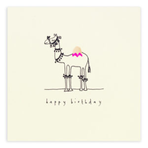 birthday camel by ruth jackson