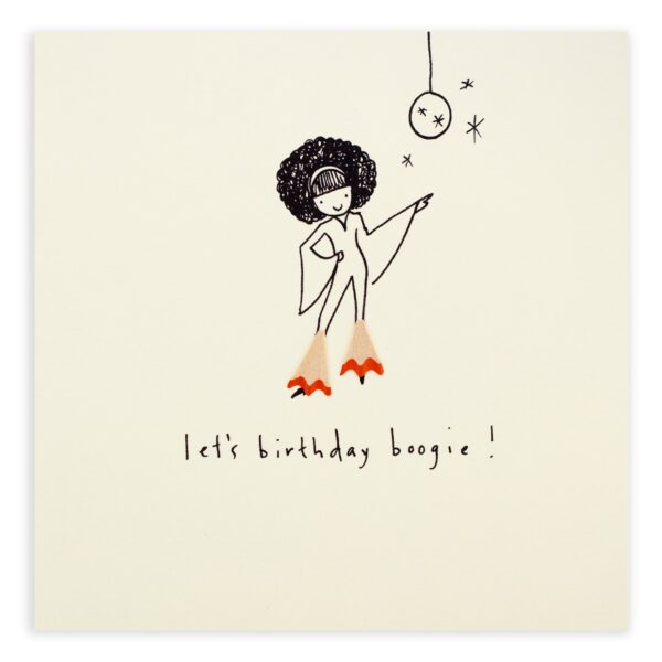 birthday boogie by ruth jackson