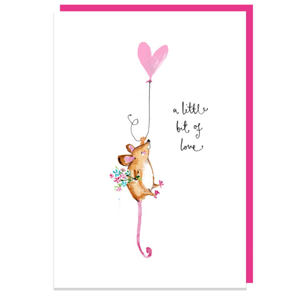 mouse love by louise mulgrew