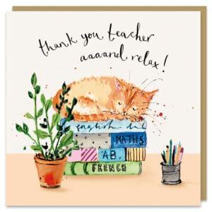 thank you teacher by louise mulgrew