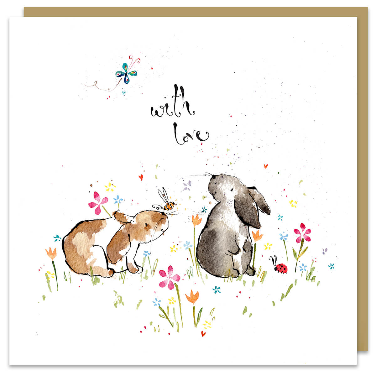 bunnies with love by louise mulgrew