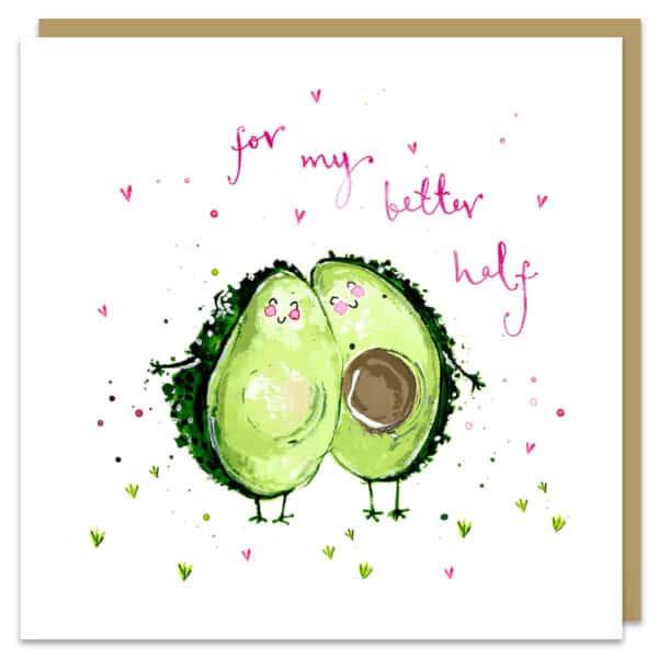 better half avocados by louise mulgrew
