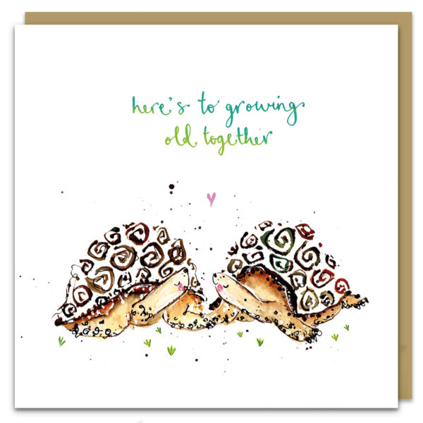 grow old together by louise mulgrew