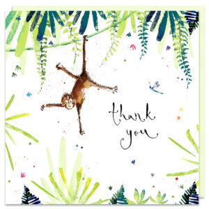 thank you monkey by louise mulgrew