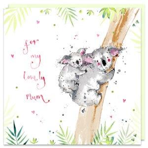 lovely mum by louise mulgrew