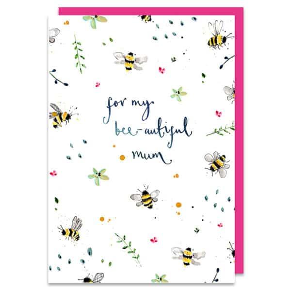 bee-autiful mum by louise mulgrew