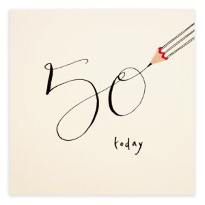 50th birthday by ruth jackson