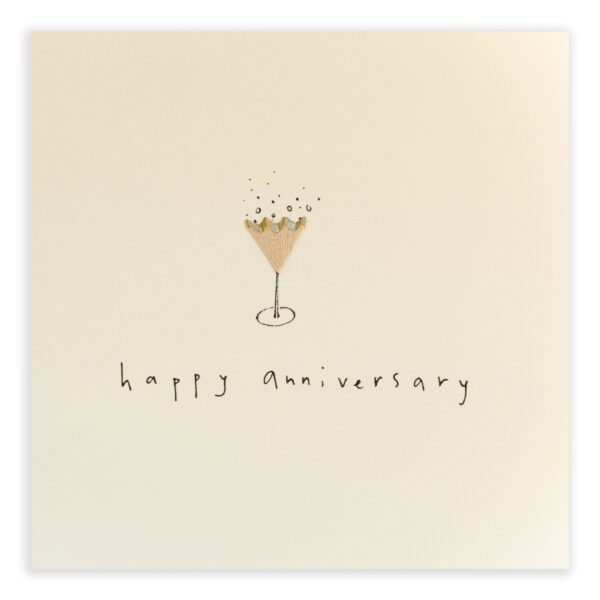 anniversary fizz by ruth jackson