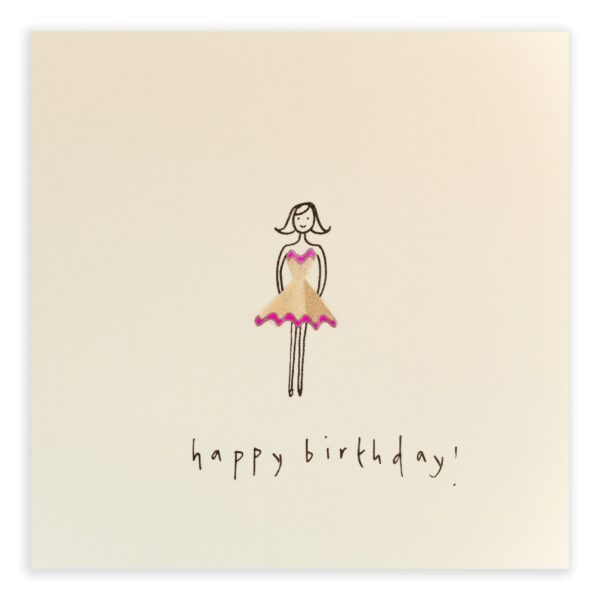 birthday girl by ruth jackson