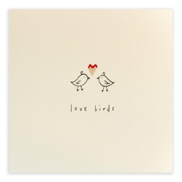 love birds by ruth jackson