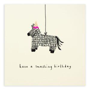 birthday Pinata by ruth jackson