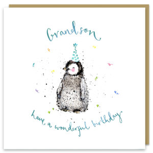 grandson birthday by louise mulgrew